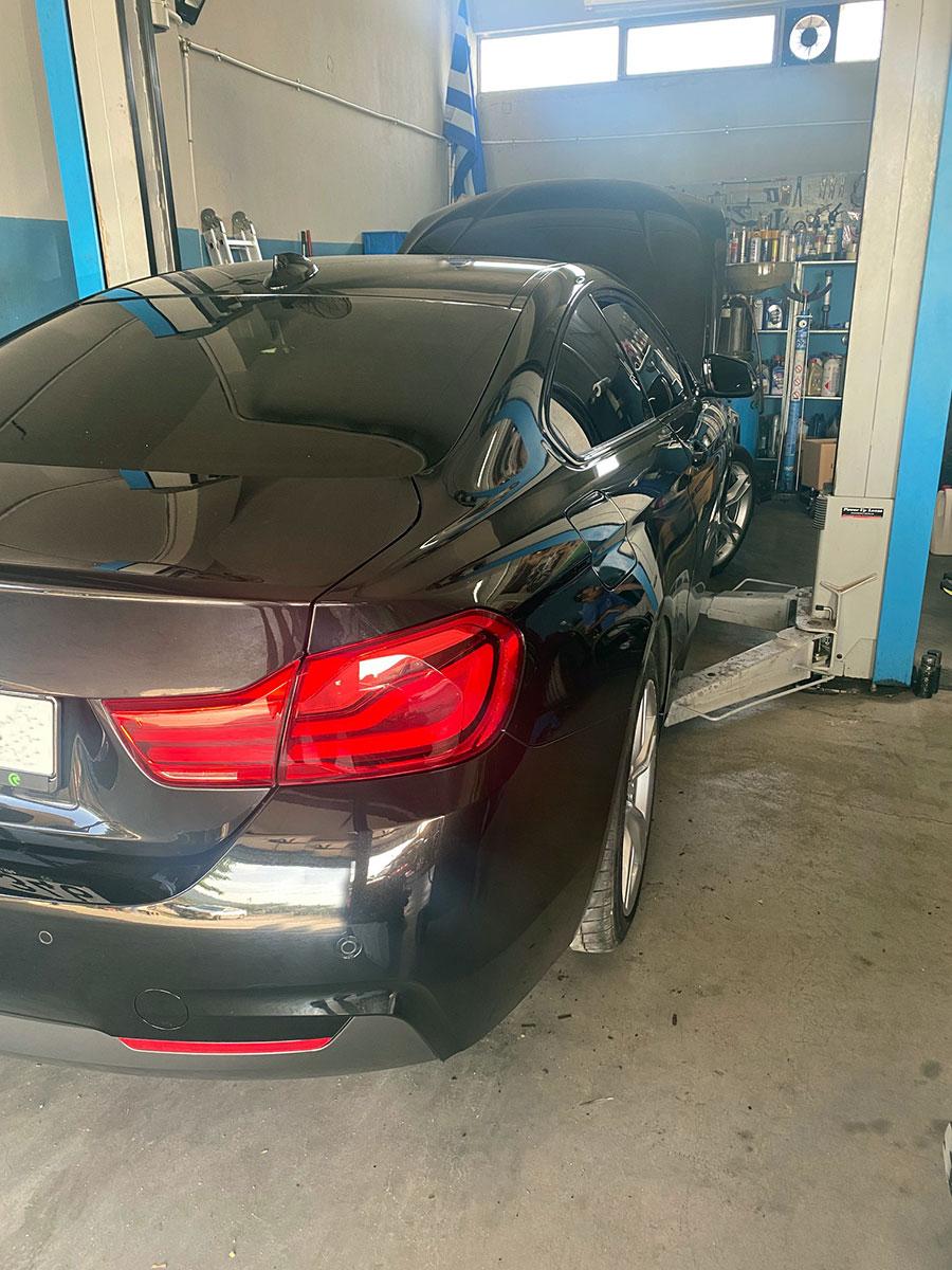 BMW 420 d Coupe Diesel